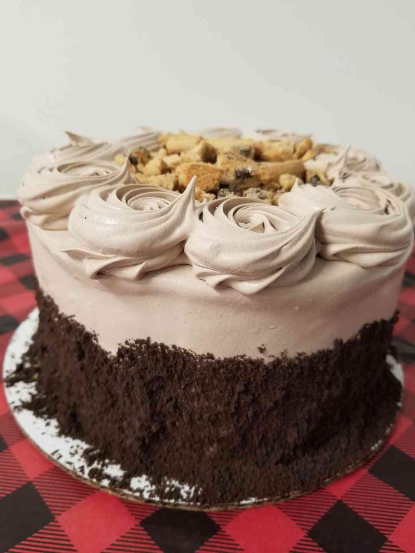 Cookie Craver Ice Cream Cake