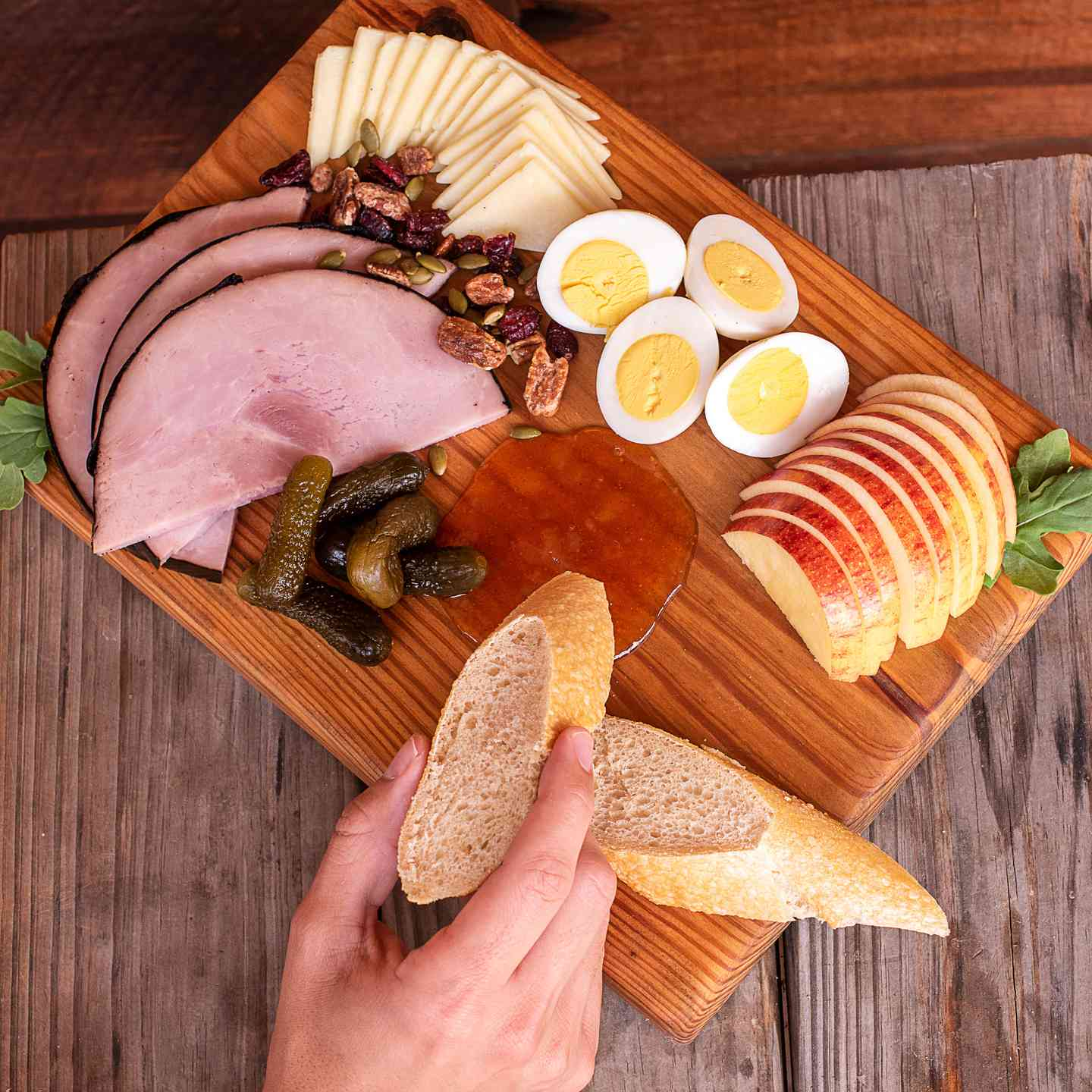 English Ploughman's