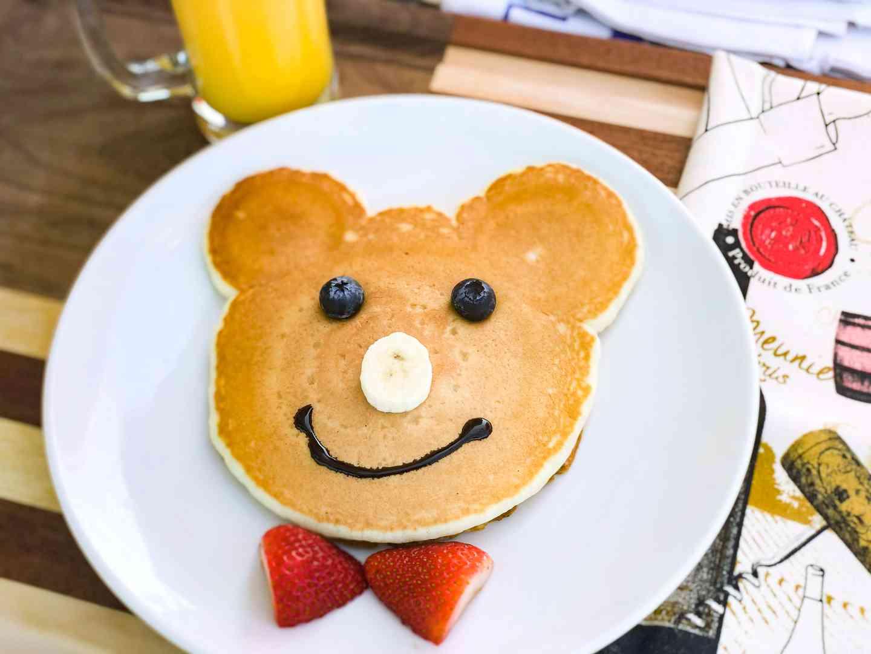 Mickey Mouse Pancake