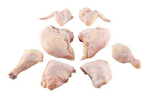 Whole Chicken - Cut 8 Pieces