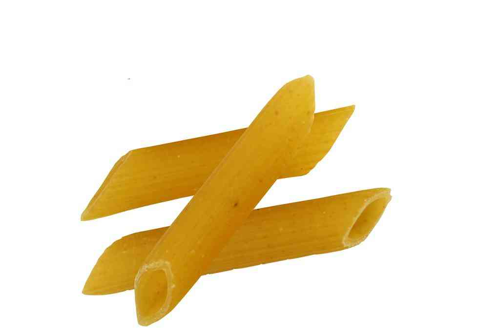 Thin Wall Rigate Penne Past