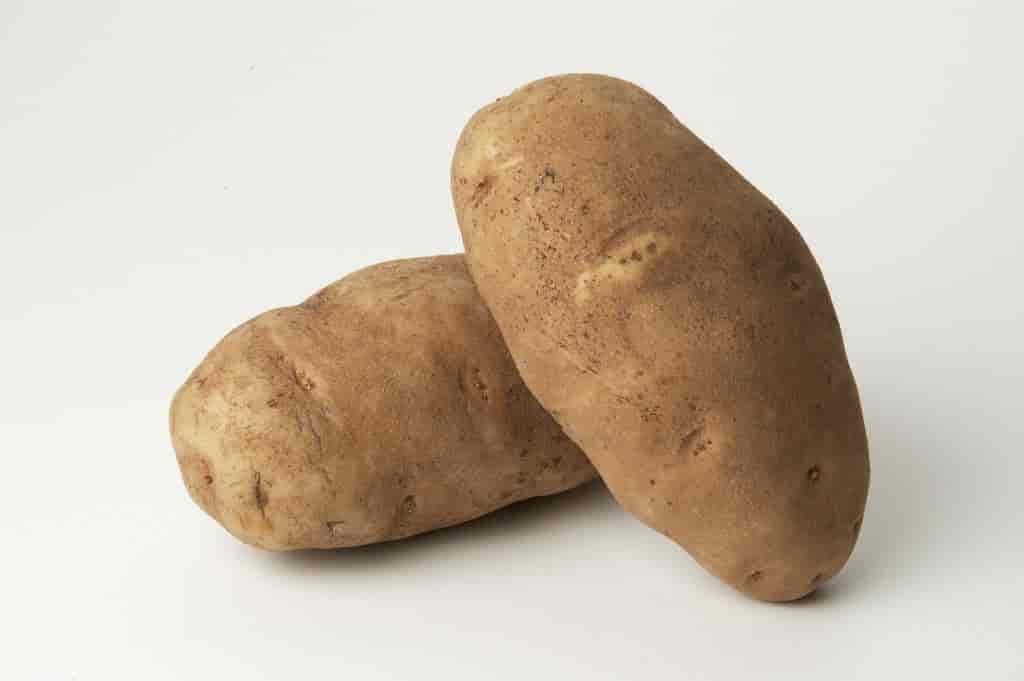 Fresh Idaho Baking Potatoes
