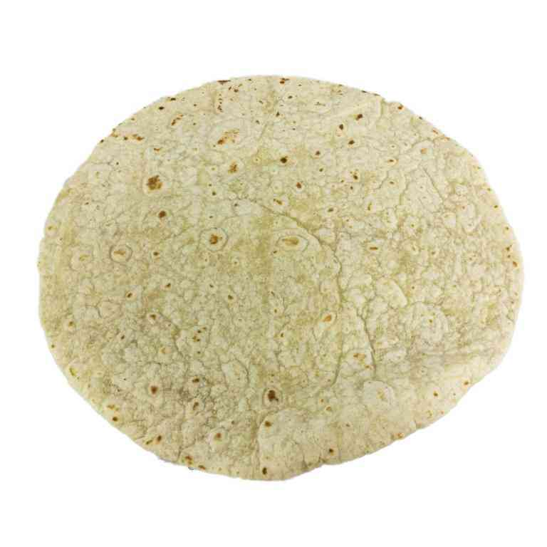 6 in Fresh Flour Tortilla