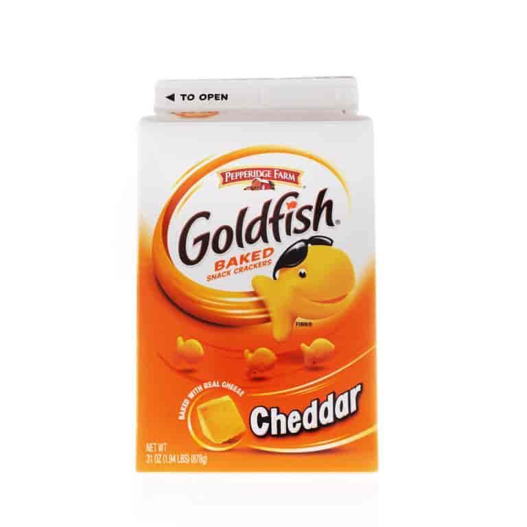 Baked Goldfish