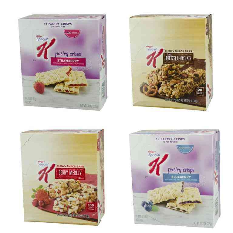 Special K Assorted Snack Bars