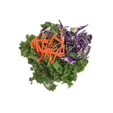 Shredded Fresh Green Kale