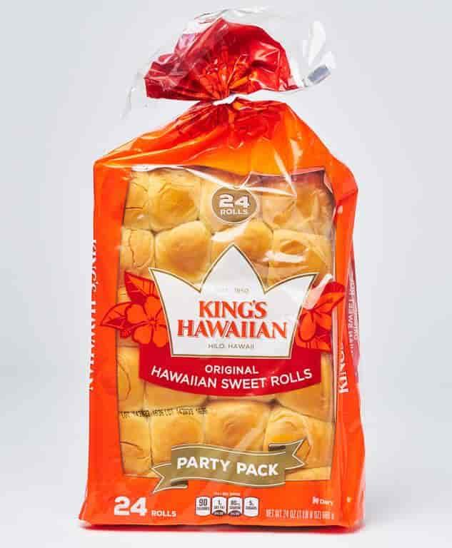 Baked Hawaiian Dinner Rolls
