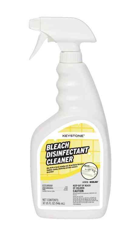 Liquid Disinfectant Bleach Cleaner