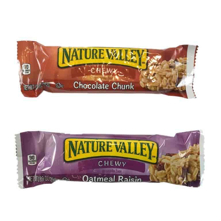 Variety Pack Granola Bars