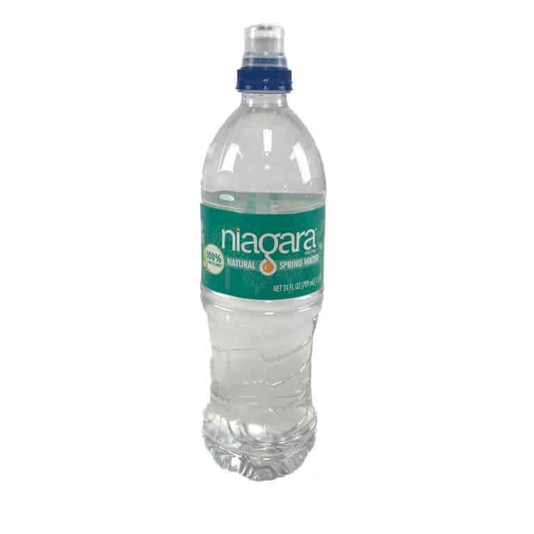 Bottled Spring Sport Water