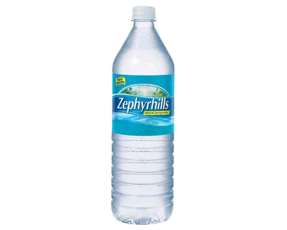 Zephyr Hills Spring Water 16.9oz