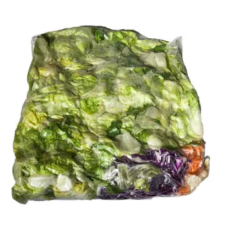 Fresh Mixed Salad Lettuce