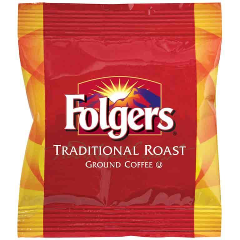 Folgers Coffee Pouc
