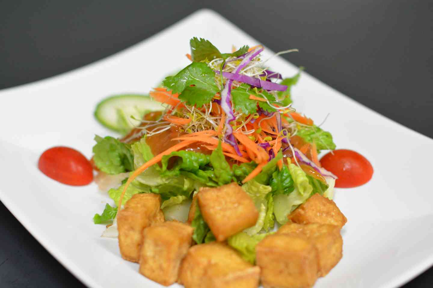 Thai Salad Tofu