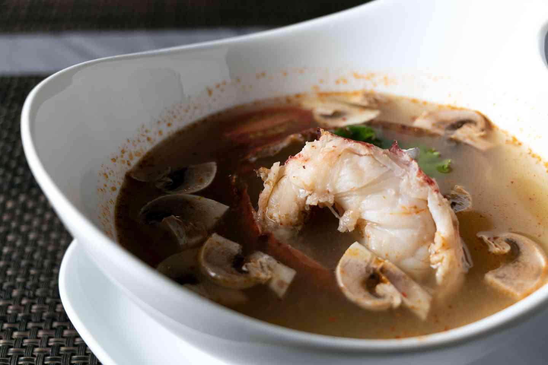 Lobster Soup*