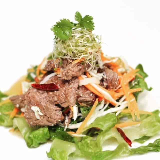 Yum Nuea (Beef Salad)