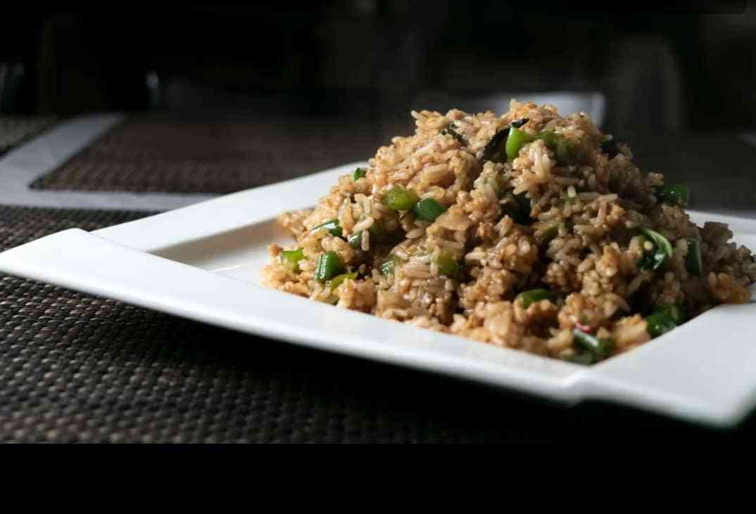 Basil Fried Rice*