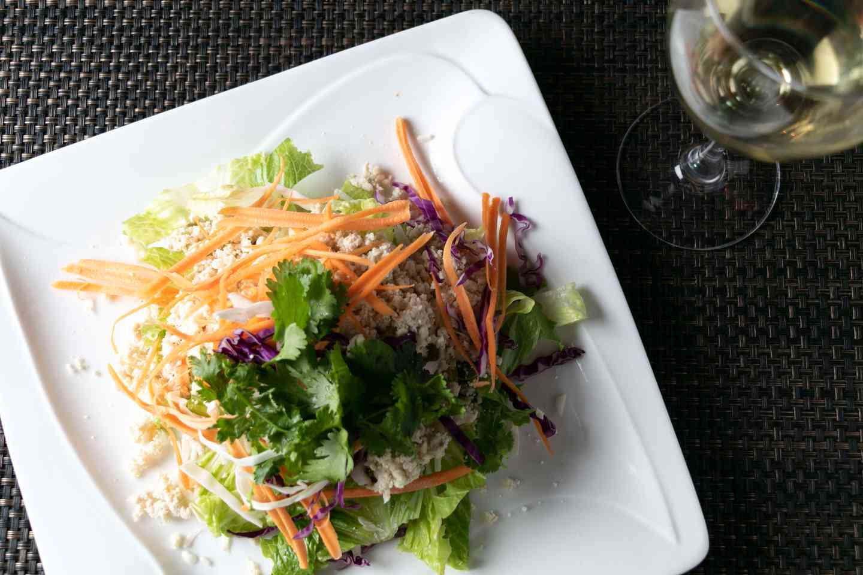 Larb Gai (Chicken Salad)