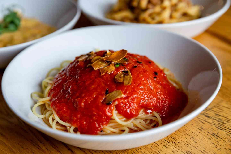 """Spaghetti """"alla Puppo"""""""