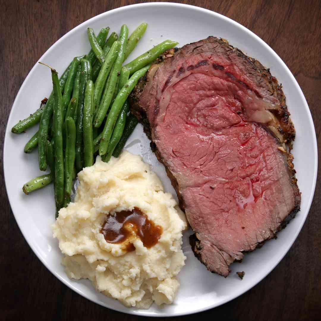 Prime Rib of Beef