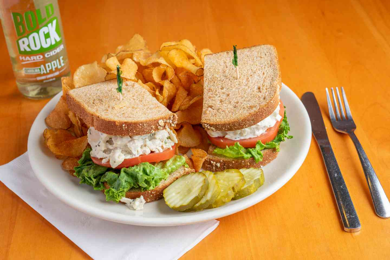 Tarragon Chicken Sandwich