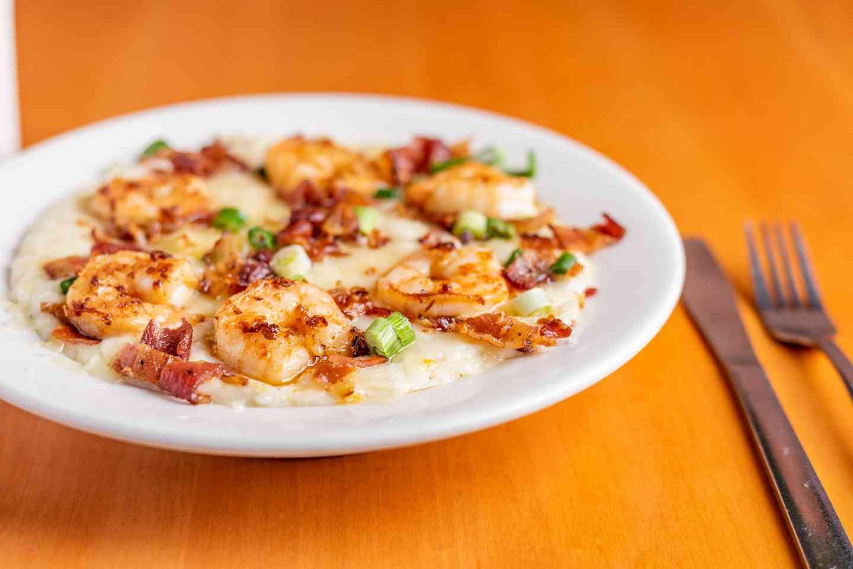 Carolina Shrimp & Grits