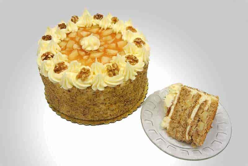 Apple Spice Cake or Pear Spice Cake