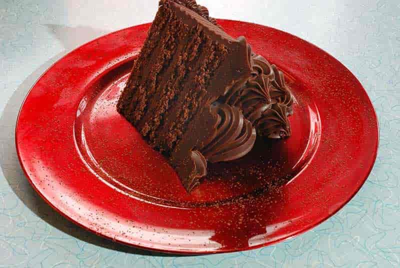 Chocolate Fudge Torte