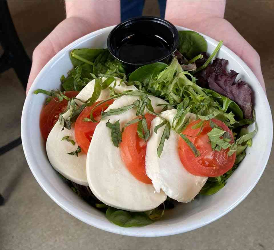 Caprese Salad Bowl