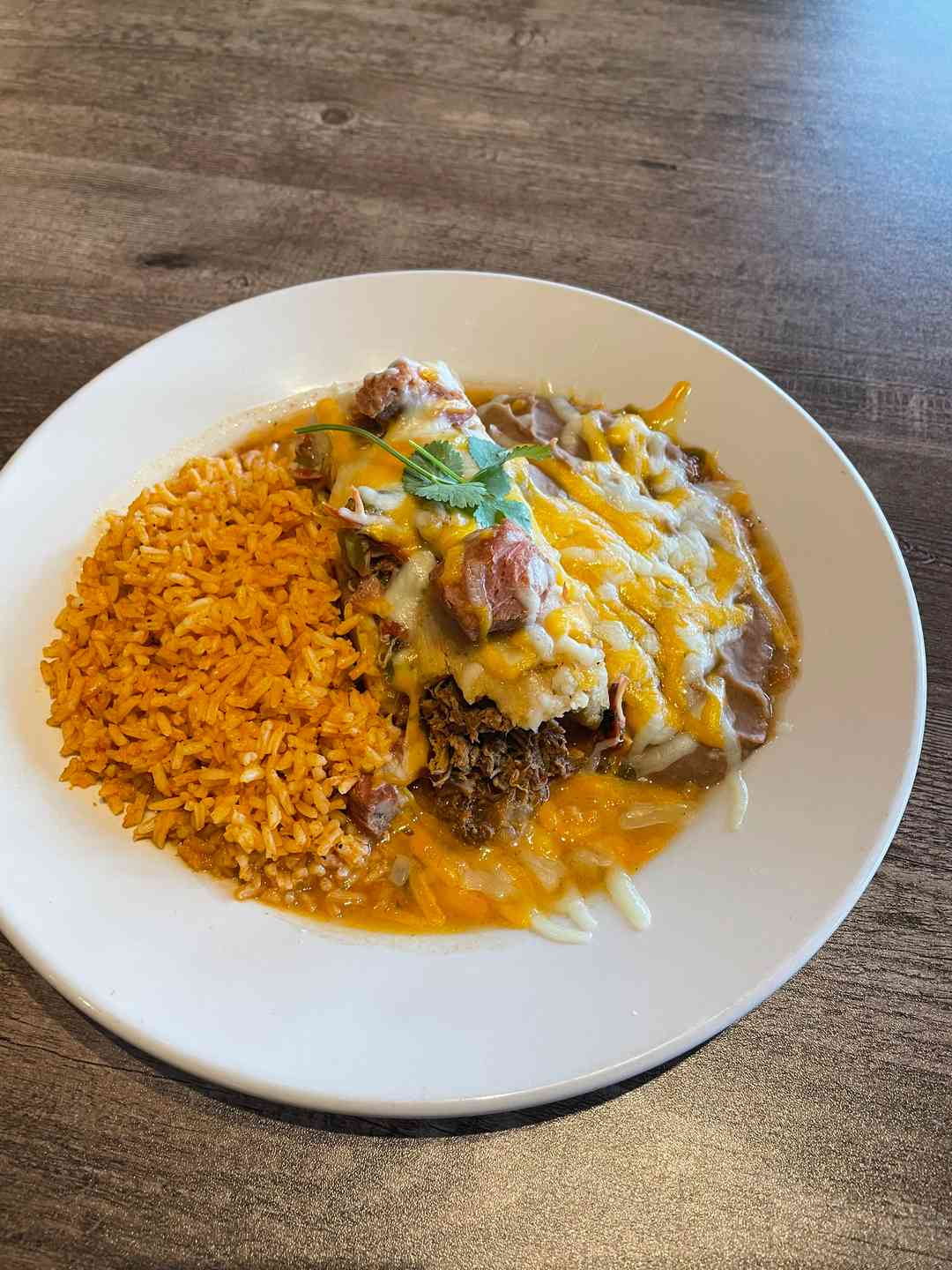 #10. Smothered Tamale
