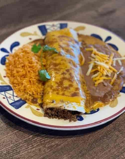 #1 Enchilada