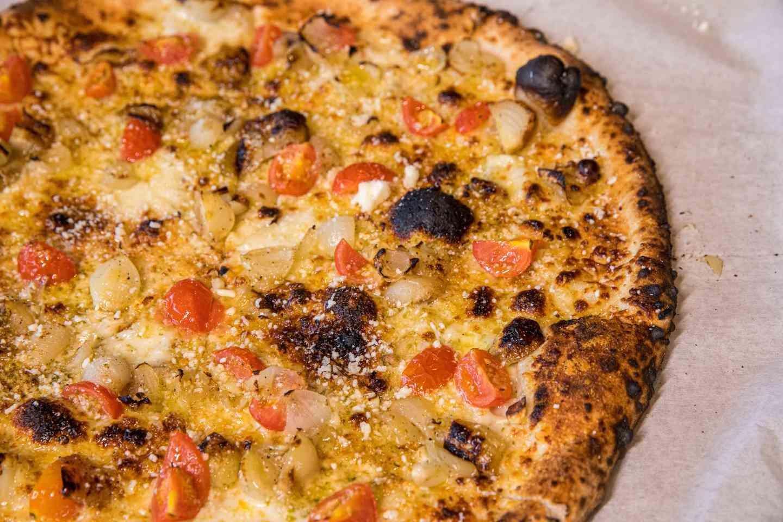 Bianca Napoli Pizza