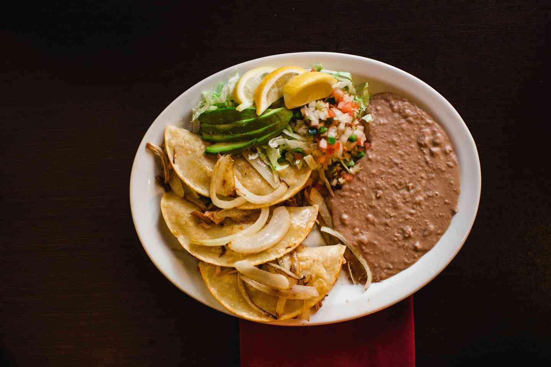 #30 Tacos de Carnitas
