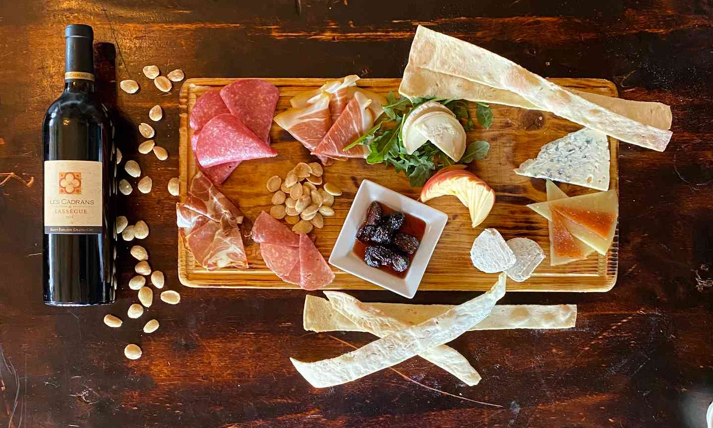 Spanish Cured Meats Board