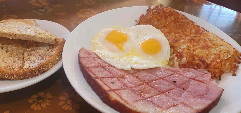 Ham & 2 Eggs