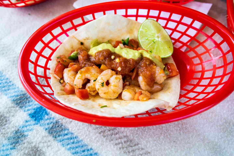 Shrimp Taco