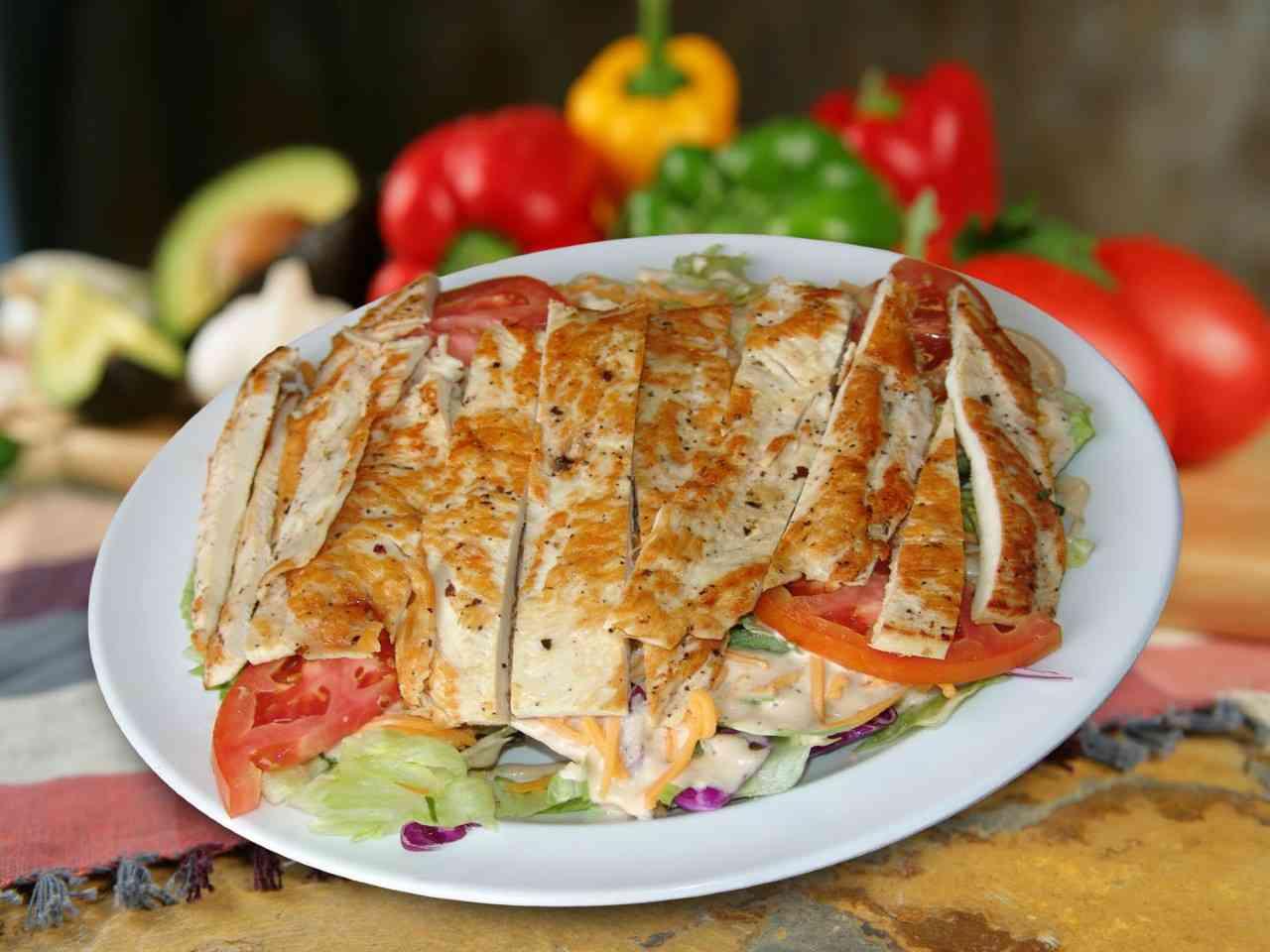 #23 Chicken Salad