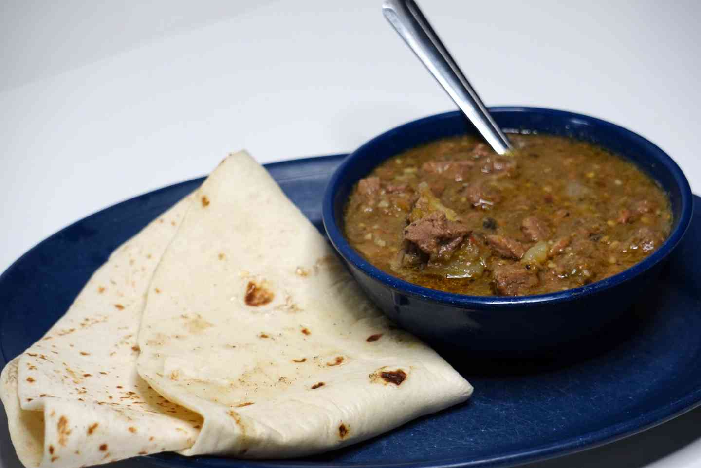 Uncle E's Green Chile Stew
