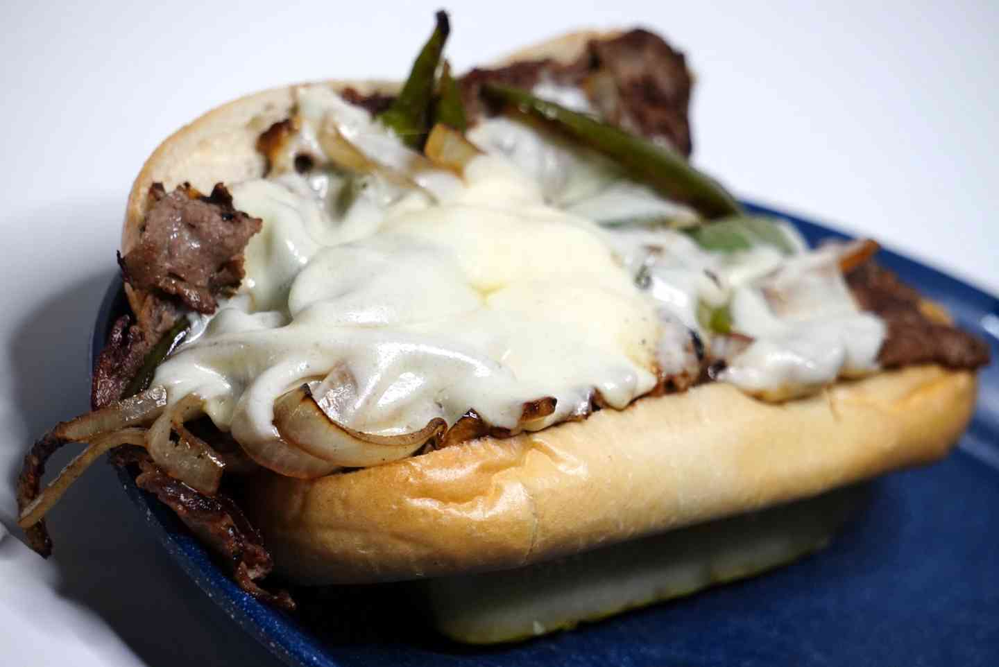 South Philly Cheesesteak