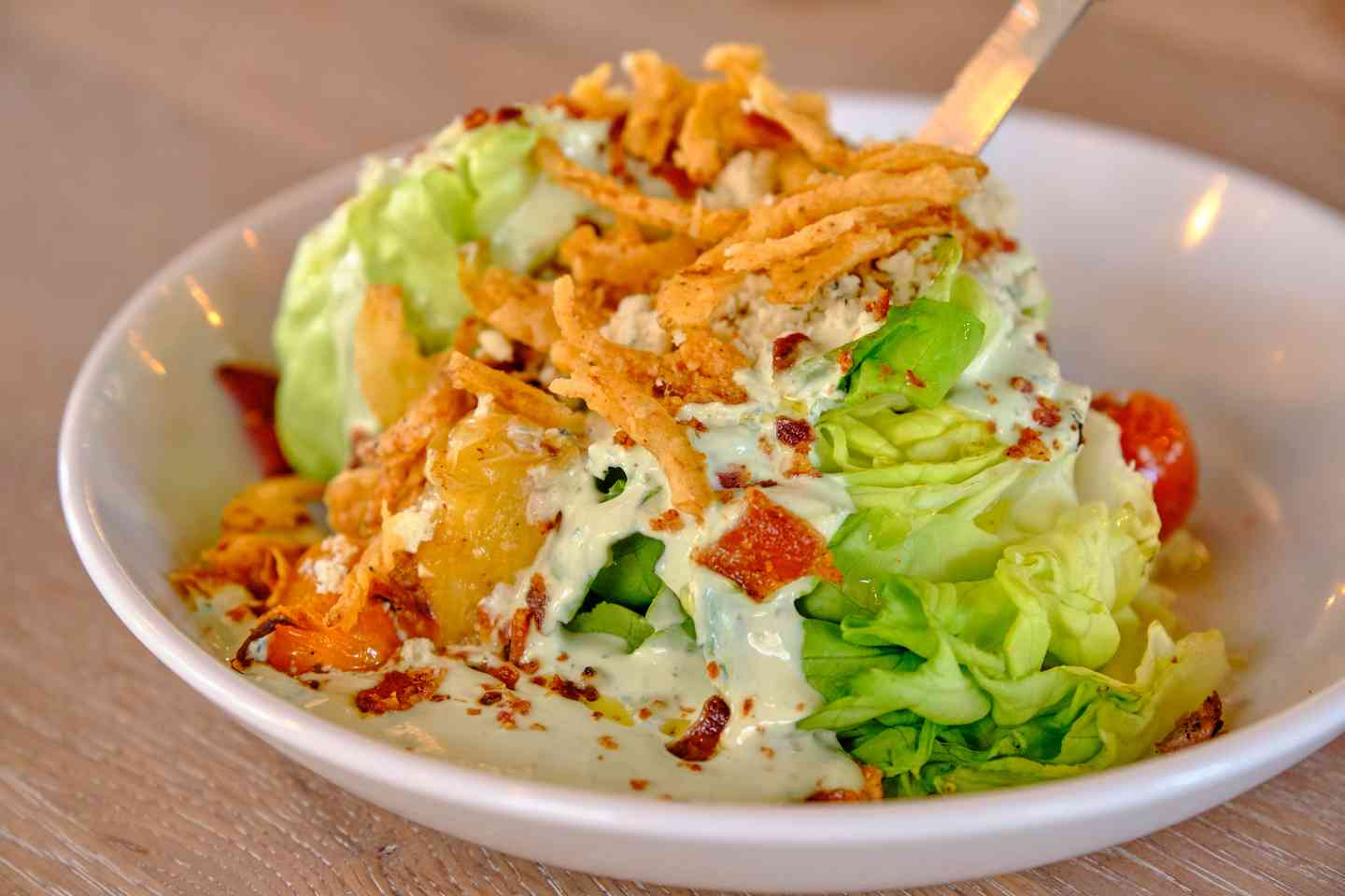Bibb Lettuce Wedge