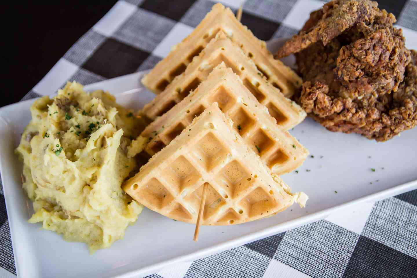 Farmhand Chicken & Waffles