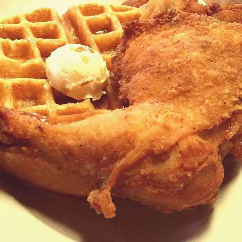 #7 Chicken & Waffles