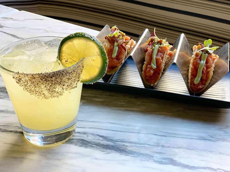 Wonton Tacos (3)