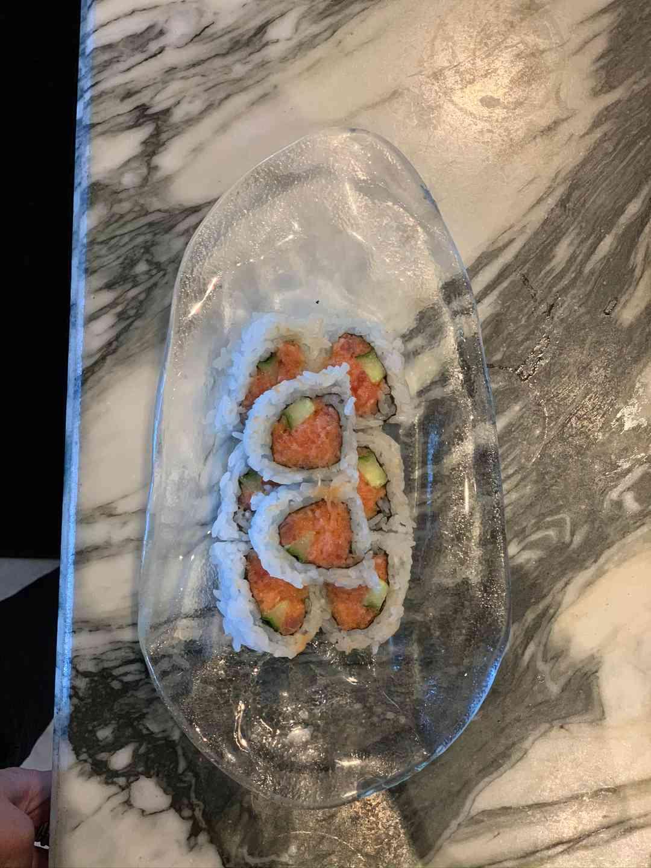 Spicy Tuna, Cucumber