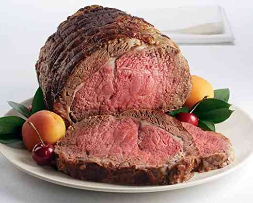 U.S.D.A. Choice Prime Rib of Beef