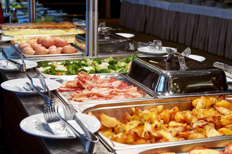 Basic Breakfast Buffet