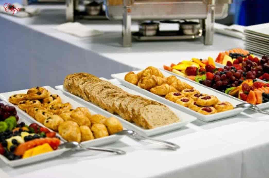 Continental Breakfast Buffet