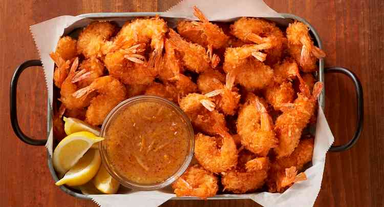 Mexican Shrimp Cocktail or Coconut Shrimp Platter