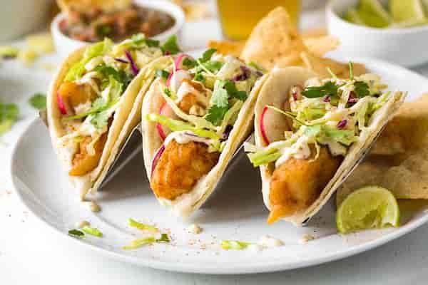 *Fish Tacos