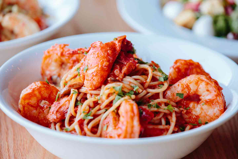 Shrimp & Lobster Fra Diavolo